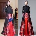 Thời trang - HH Thu Hoài chơi trội với váy hiệu 140 triệu