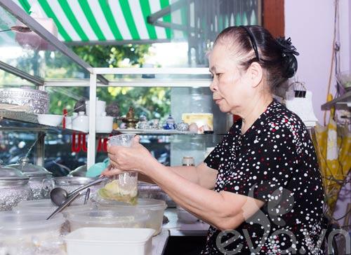 che thai lan ngot mat tren pho kim ma - 3