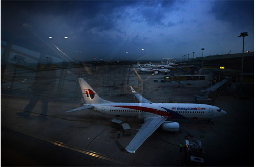 may bay malaysia airlines suyt gap tham hoa luc cat canh - 1