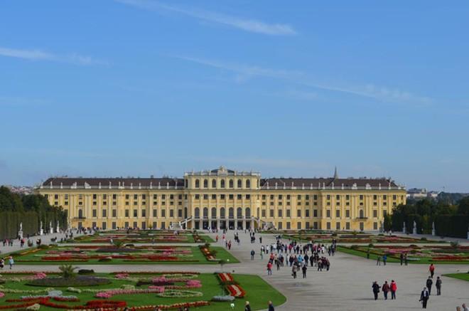 Blog du lịch (kỳ 2): 24 giờ ở Vienna-2