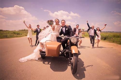 Đoan Trang tung ảnh kỷ niệm 2 năm ngày cưới-4