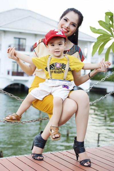 Sao Việt sinh con cho bạn trai không cần cưới-10