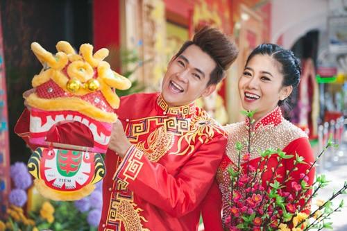 Sao Việt sinh con cho bạn trai không cần cưới-12