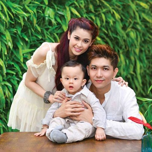 Sao Việt sinh con cho bạn trai không cần cưới-6
