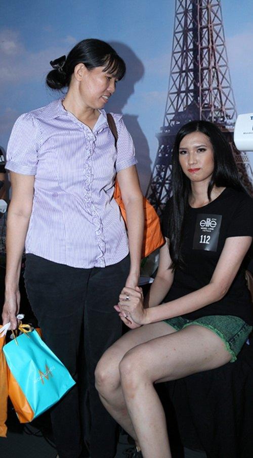 "gia canh dang thuong thi sinh 1m91 tai ""elite model look"" - 5"