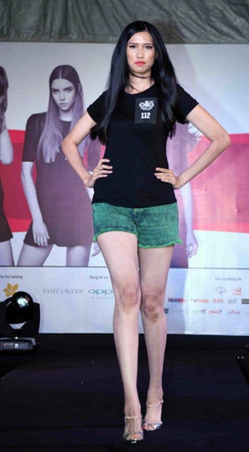 "gia canh dang thuong thi sinh 1m91 tai ""elite model look"" - 6"