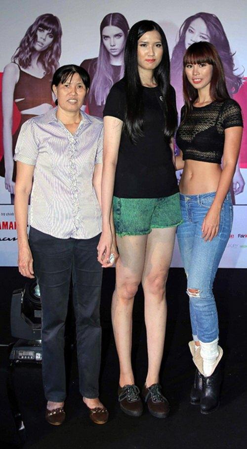 "gia canh dang thuong thi sinh 1m91 tai ""elite model look"" - 9"