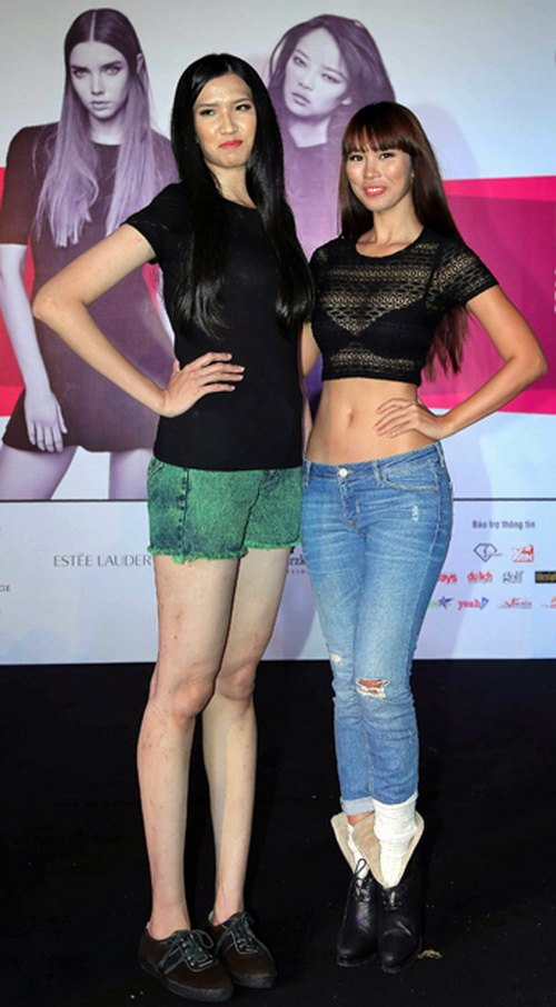 "gia canh dang thuong thi sinh 1m91 tai ""elite model look"" - 10"