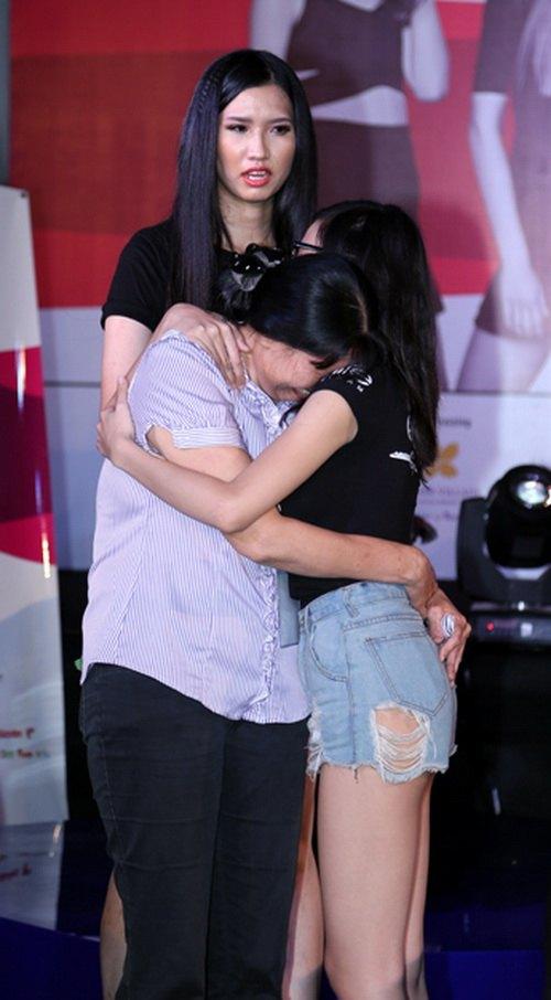 "gia canh dang thuong thi sinh 1m91 tai ""elite model look"" - 7"