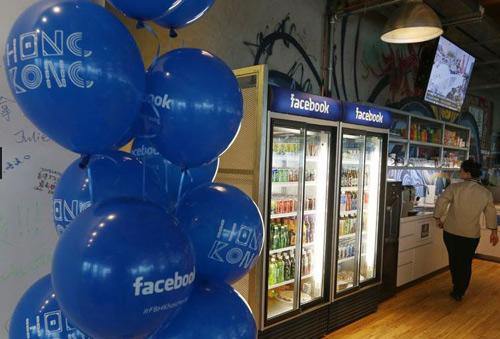 Văn phòng như mơ của Facebook ở Hồng Kông-2