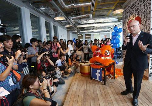 Văn phòng như mơ của Facebook ở Hồng Kông-10