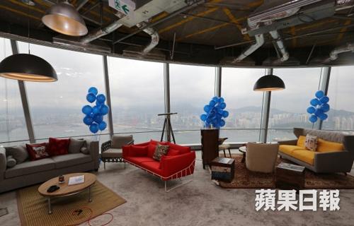 Văn phòng như mơ của Facebook ở Hồng Kông-5