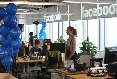 Văn phòng như mơ của Facebook ở Hồng Kông-8