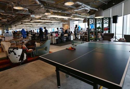 Văn phòng như mơ của Facebook ở Hồng Kông-9