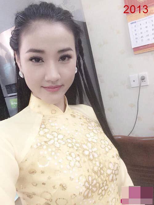 maya thay doi nhan sac hoan toan sau vai nam - 13