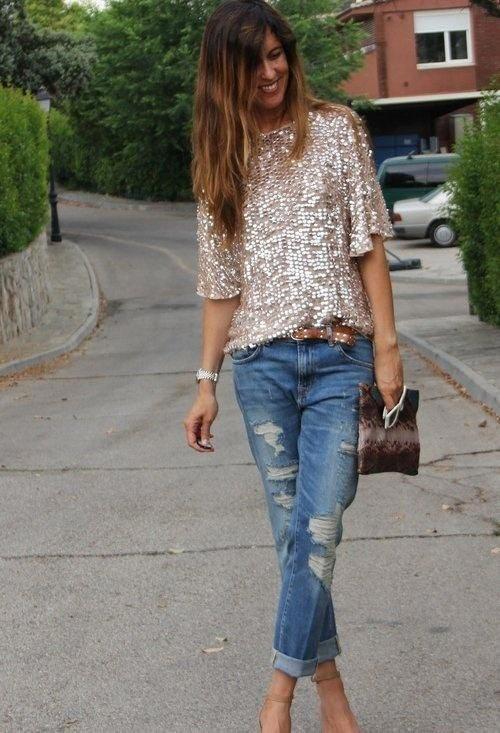 lam dieu voi quan jeans rach - 1