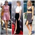 Thời trang - Taylor Swift khoe eo thon với áo lửng