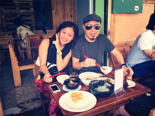 khanh ngoc khoe dang boc lua tren bien sau ly hon - 3