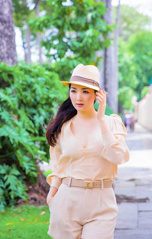giang my danh dan, ngam tho giua doi thuong - 14