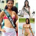 Làm đẹp - Mỹ nhân sở hữu làn da đen dễ thành Hoa hậu Việt?