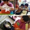 Làm mẹ - Nhật ký đưa con đi học nấu ăn tại Singapore