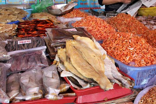 cho ca kho 30.000 dong/kg o bien ba ria - vung tau - 2