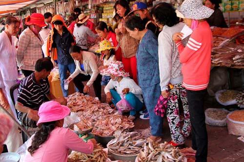 cho ca kho 30.000 dong/kg o bien ba ria - vung tau - 3