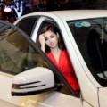 Làng sao - Tâm Tít xuất hiện bên siêu xe tại Hà Nội