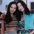 """Làng sao - Bạn gái Phùng Thiệu Phong và Huỳnh Hiểu Minh """"đọ sắc"""""""