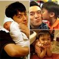 Làm mẹ - Con trai Lam Trường càng lớn càng giống bố