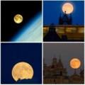 Tin tức - Ngắm siêu trăng sáng nhất trong vòng 20 năm