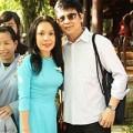 Làng sao - Việt Hương hội ngộ danh ca Thái Châu ở Vũng Tàu