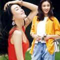 Thời trang - Hút ánh nhìn trên phố như thiếu nữ Thượng Hải
