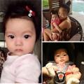 Làm mẹ - Ngắm trọn nét Tây của con gái Đoan Trang