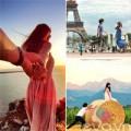 """Eva Yêu - Tình yêu trên đường phượt của đôi """"Theo em đi khắp thế gian"""""""