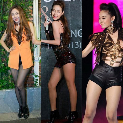 "top 10 my nhan vbiz ""nghien"" quan 5cm - 5"