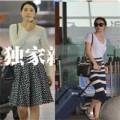 Làng sao - Người đẹp CBiz đua nhau khoe phong cách tại sân bay