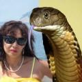 """Tin tức - Người phụ nữ hôn mê vì chụp ảnh """"tự sướng"""" với rắn độc"""