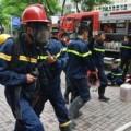 Tin tức - Cháy tầng hầm Ngân hàng nhà nước do chập điện