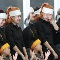 Làng sao - Chi Pu khóc nghẹn ngào trong đám tang bà nội