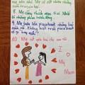 Làm mẹ - Trẻ tiểu học tả mẹ nhiều mụn, nghiện Facebook