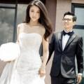 Làng sao - Lộ loạt ảnh cưới đầu tiên của Thang Duy