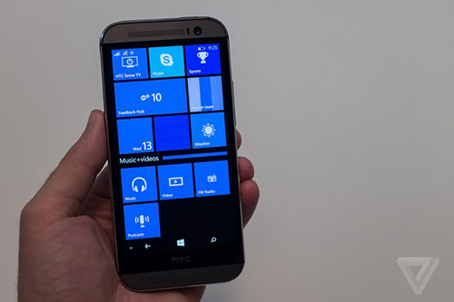htc chinh thuc ra mat one m8 chay windows phone 8.1 - 1
