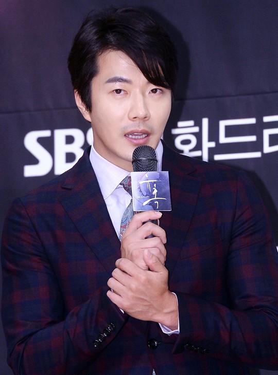 vo kwon sang woo mang bau con gai - 1