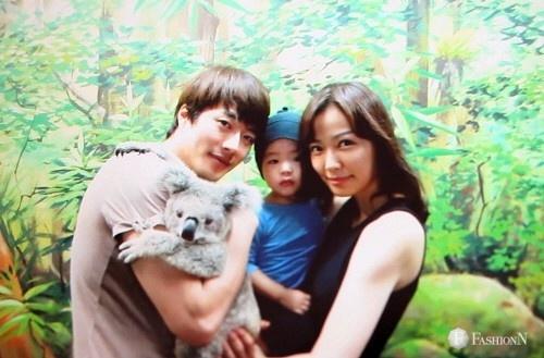 vo kwon sang woo mang bau con gai - 2