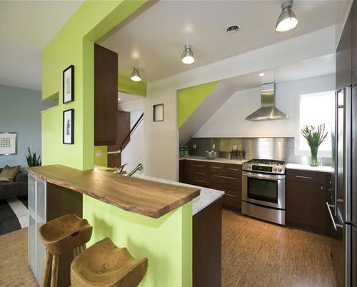 Chọn vật liệu 'giá mềm' cho sàn phòng bếp-1
