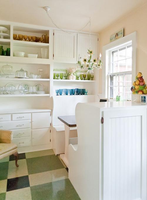 Chọn vật liệu 'giá mềm' cho sàn phòng bếp-4