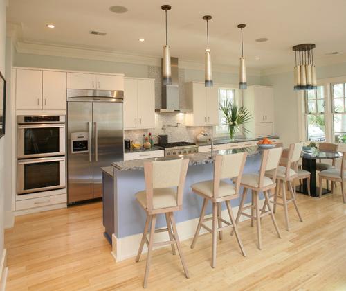 Chọn vật liệu 'giá mềm' cho sàn phòng bếp-6