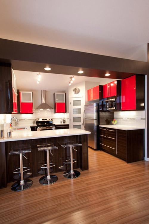 Chọn vật liệu 'giá mềm' cho sàn phòng bếp-7