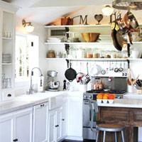 Chọn vật liệu 'giá mềm' cho sàn phòng bếp-9